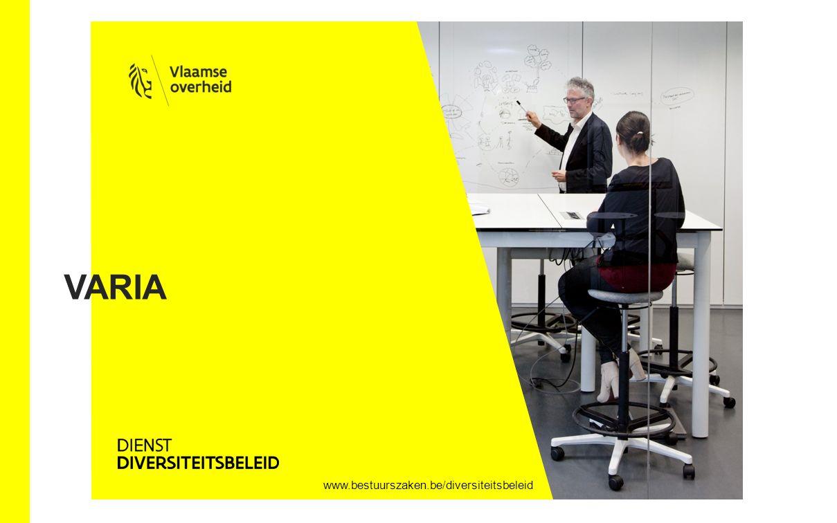 www.bestuurszaken.be/diversiteitsbeleid VARIA
