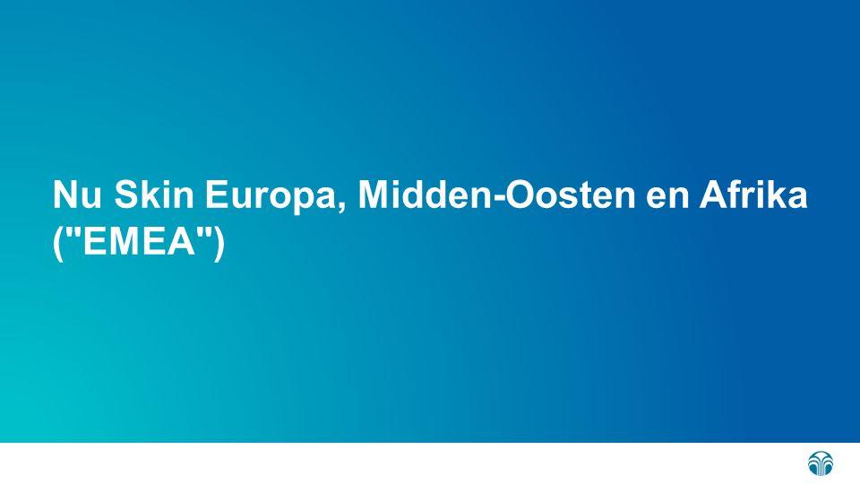 Nu Skin Europa, Midden-Oosten en Afrika ( EMEA )