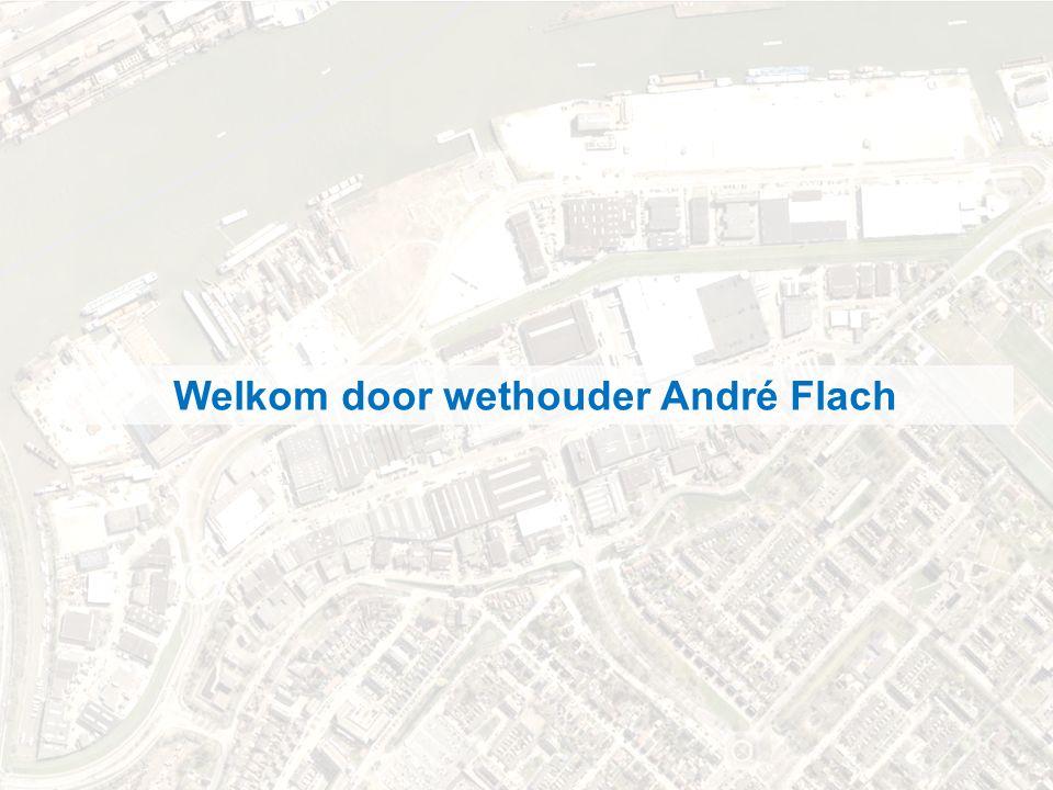 .. november 2012 Welkom door wethouder André Flach