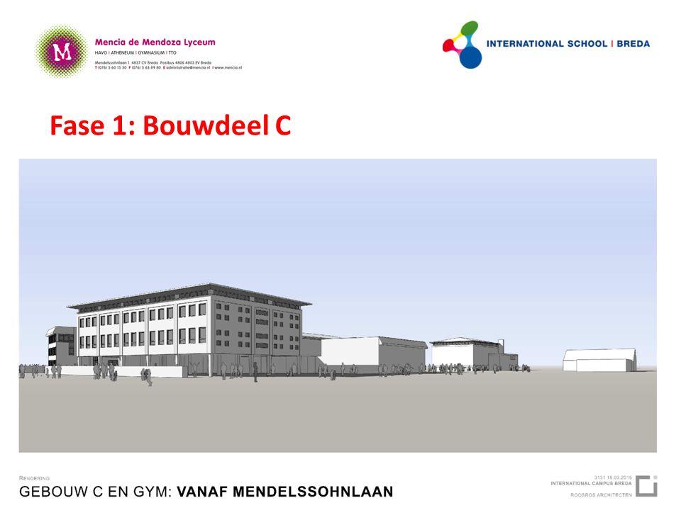 Fase 1: Bouwdeel C