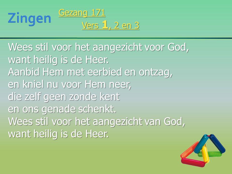 Jezus, Hij is Heer, Hij is Heer Naam aller namen, naam aller namen Opwekking 347 Ik geloof in God de Vader