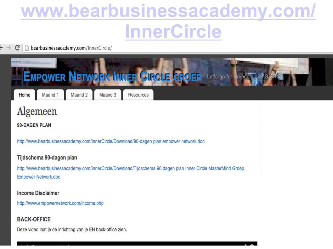 www.bearbusinessacademy.com/ InnerCircle