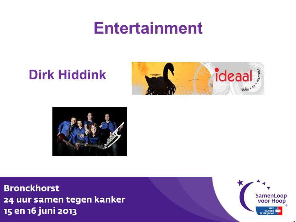 Entertainment Dirk Hiddink