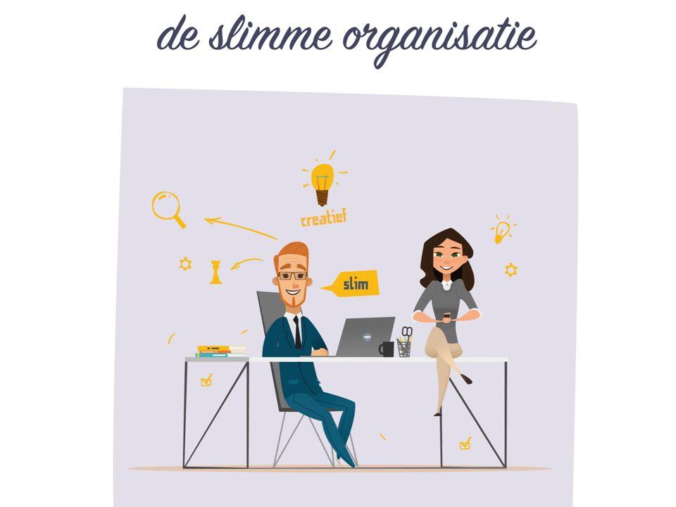 De slimme organisatie Activiteiten 2 e helft 2016: Actualiseren visie bestuurlijke en ambtelijke organisatie (2011) (rollen, taken, werkwijzen, spelregels en gedrag)