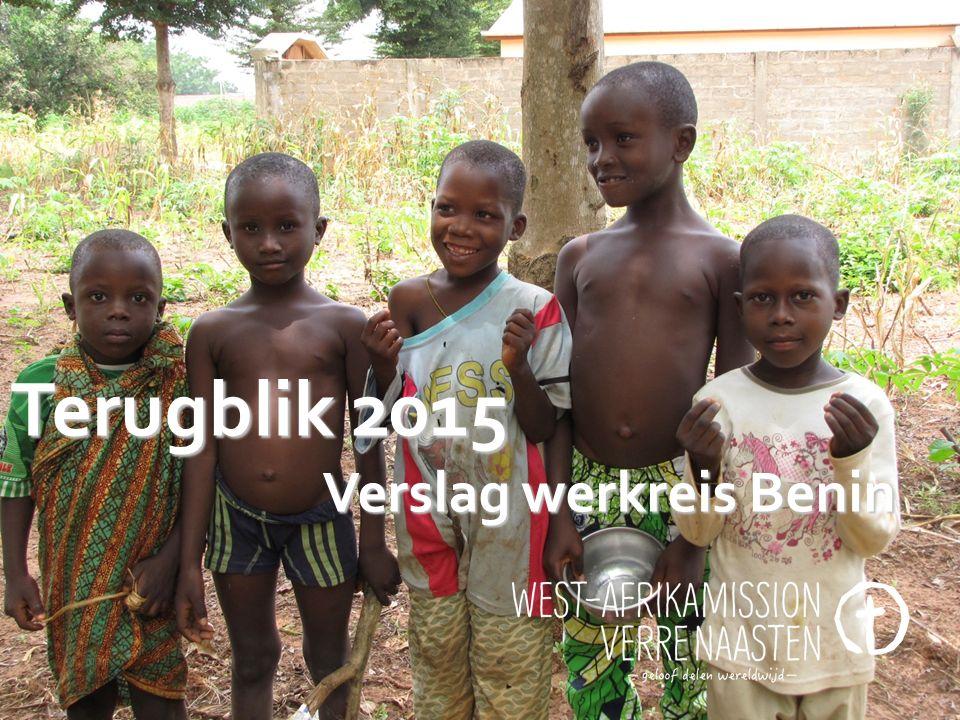 Terugblik 2015 Verslag werkreis Benin