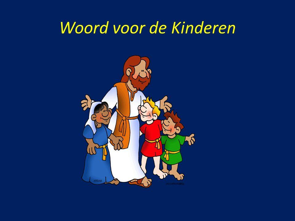 Woord voor de Kinderen