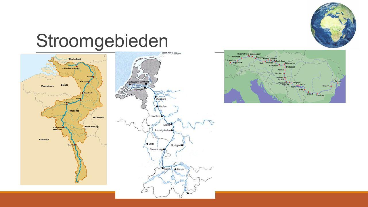 Stroomgebieden