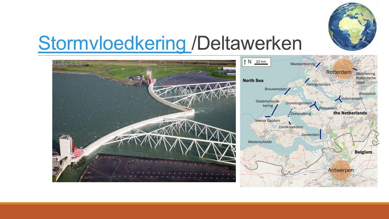 Stormvloedkering Stormvloedkering /Deltawerken