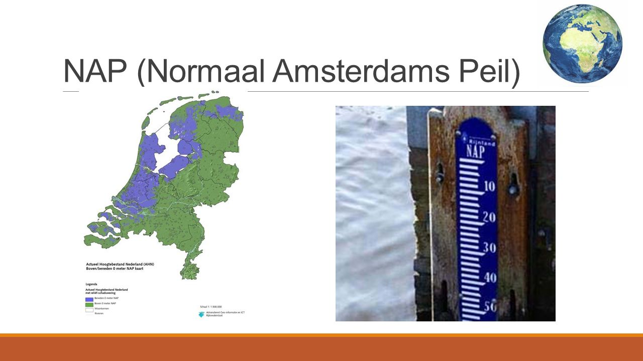 NAP (Normaal Amsterdams Peil)