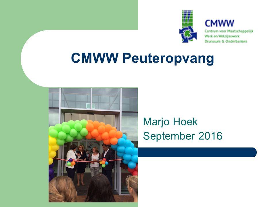 versus kinderopvang Peuteropvang: het kind en zijn ontwikkeling staat centraal nauwe samenwerking met ouders en ketenpartners.