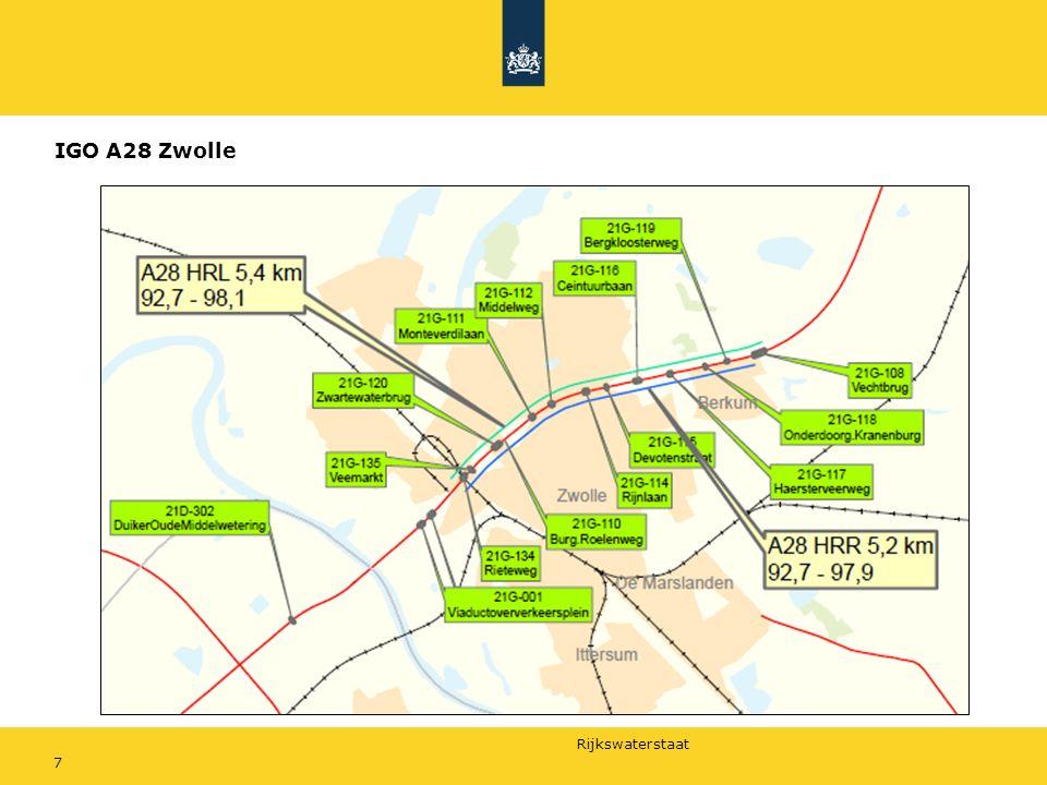 Rijkswaterstaat 7 IGO A28 Zwolle