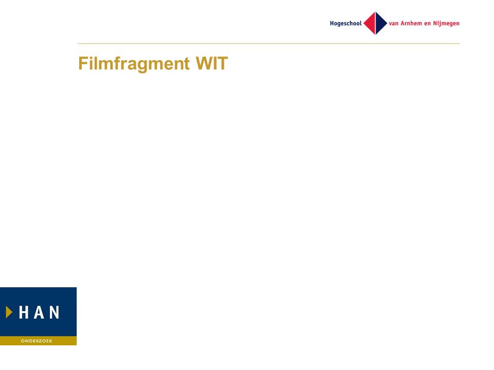 Filmfragment WIT