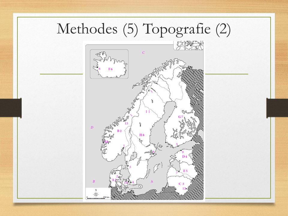 Methodes (5) Topografie (2)