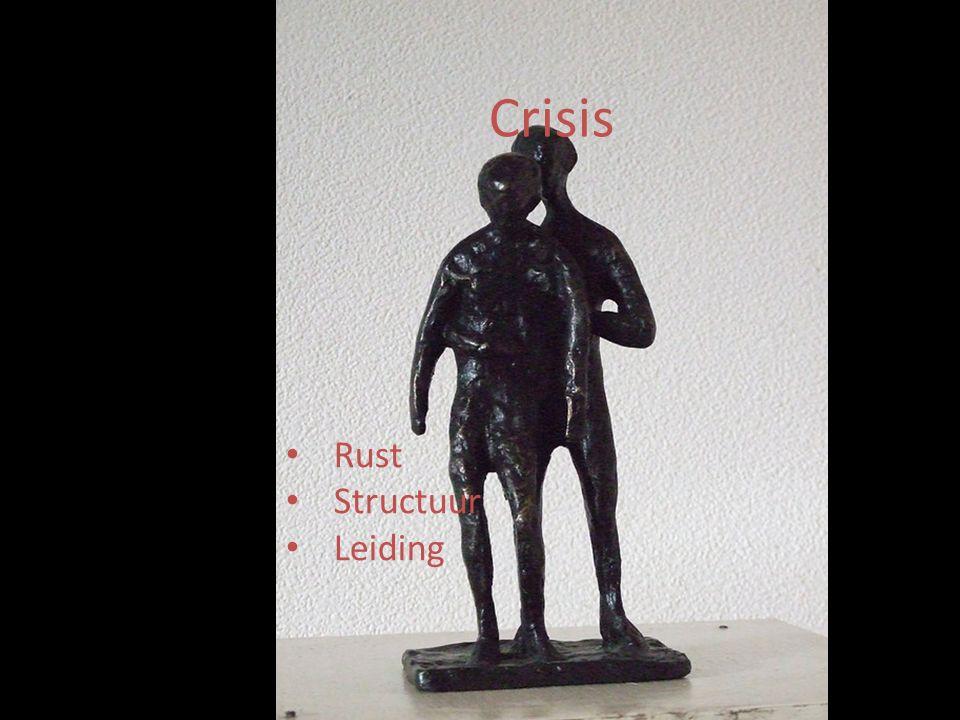 Crisis Rust Structuur Leiding