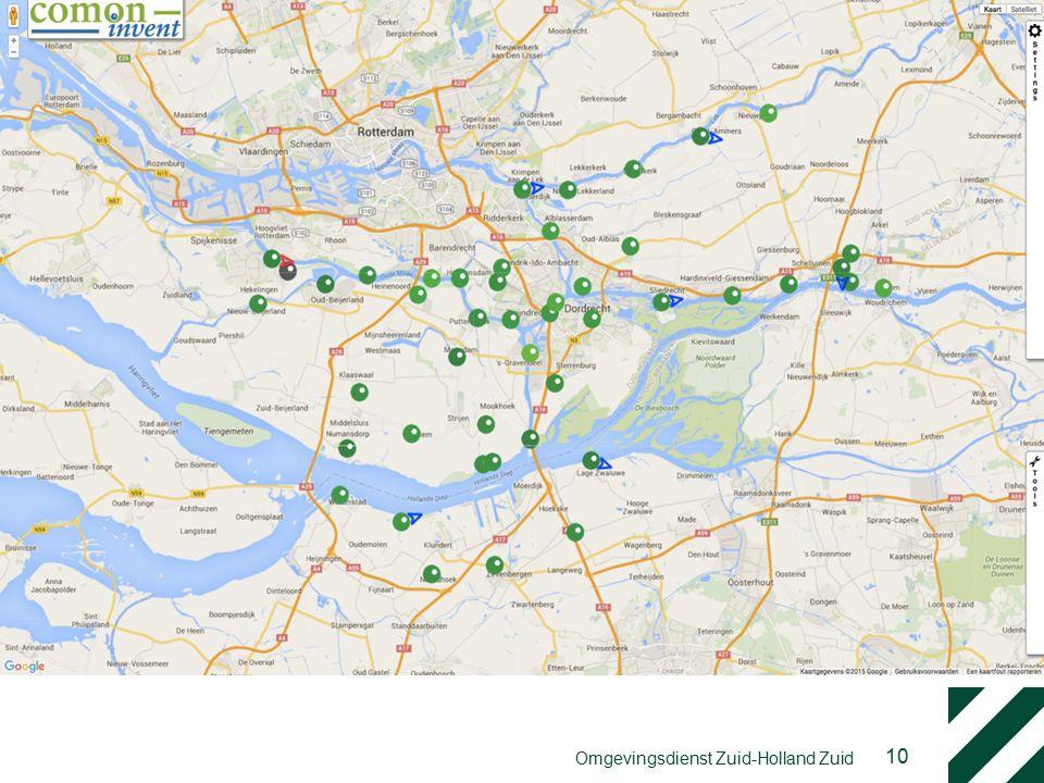 10 Omgevingsdienst Zuid-Holland Zuid