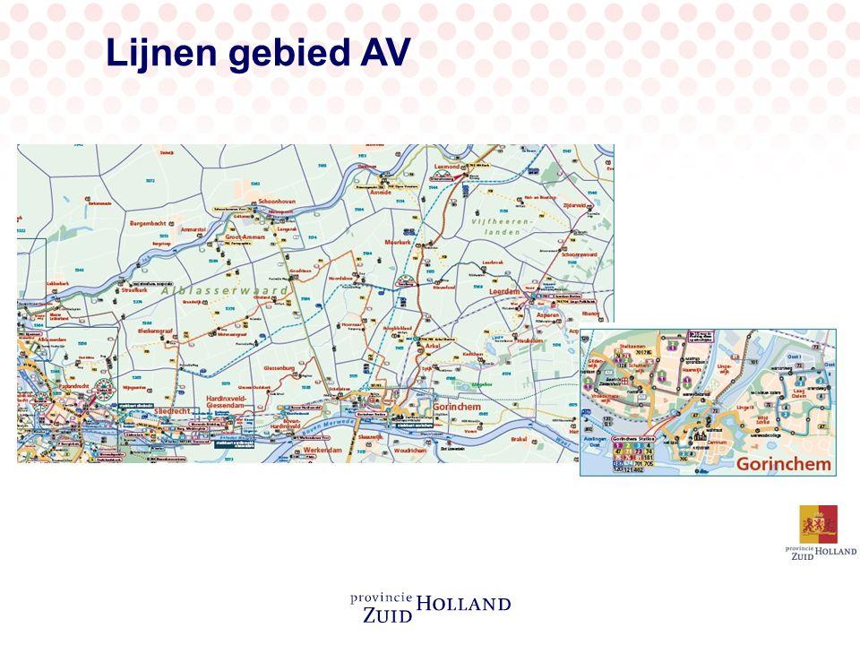 Gebied DAV Alblasserdam Gorinchem Hardinxveld - Giessendam Sliedrecht Papendrecht Ridderkerk Barendrecht Rotterdam H.I.