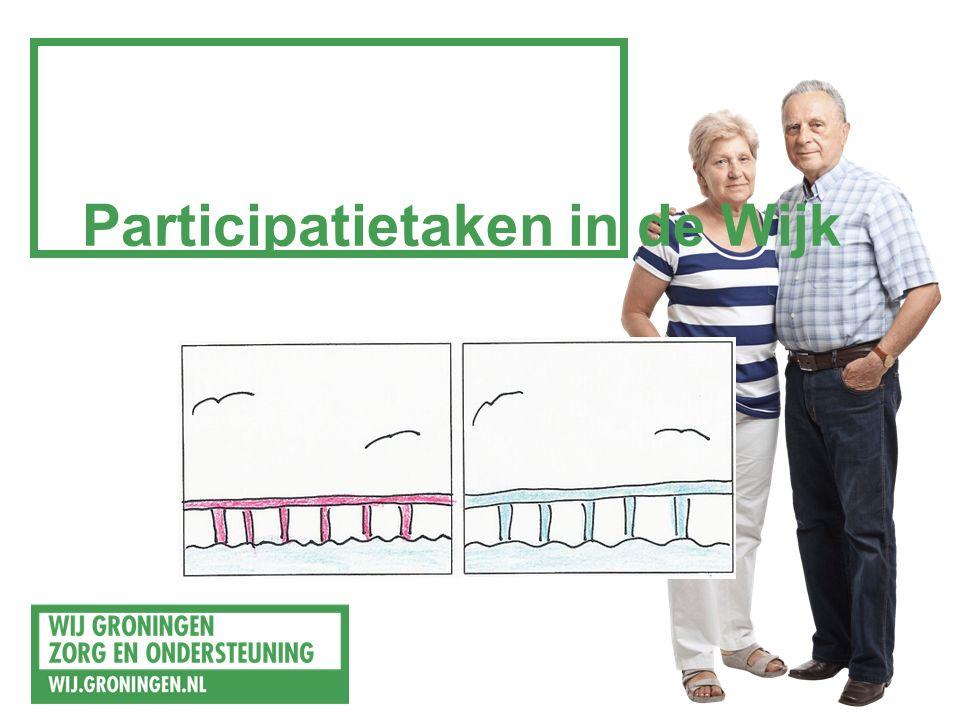 Participatietaken in de Wijk
