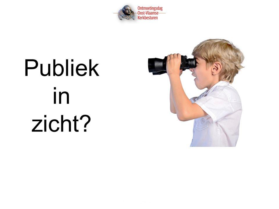 Publiek in zicht