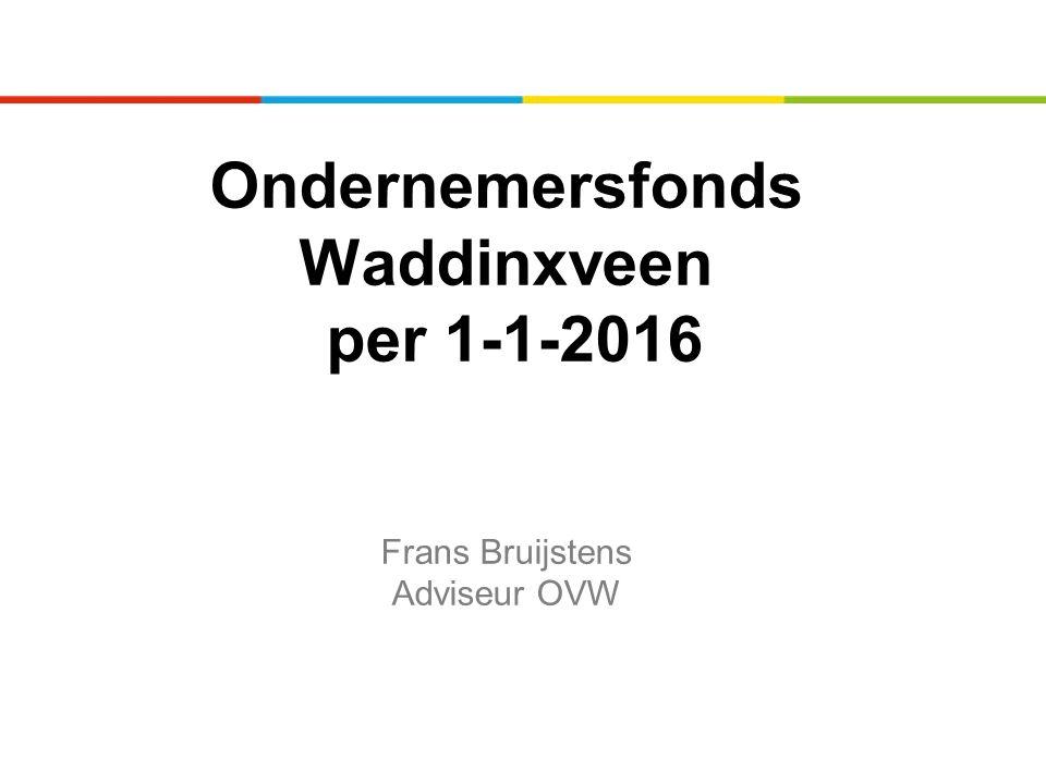 Aanleiding ondernemersfonds Besluit gemeenteraad eind 2013 - instellen ondernemersfonds - € 50.000,- eenmalig in 2014 Coalitieakkoord 2014 - € 50.000,- per jaar - structureel 2015 t/m 2018