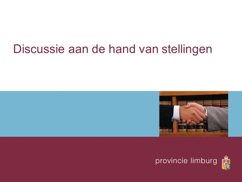 Stelling De kracht van Zuid-Limburg en met name van het zo te noemen Kerngebied ligt in de landschappelijke kwaliteit.