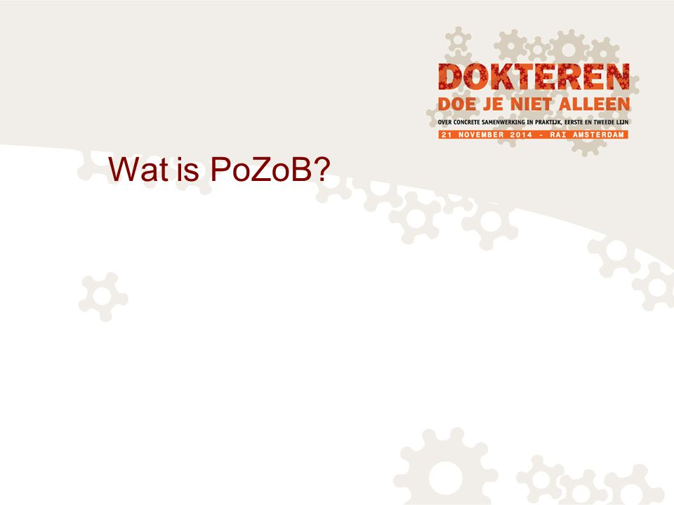 Wat is PoZoB