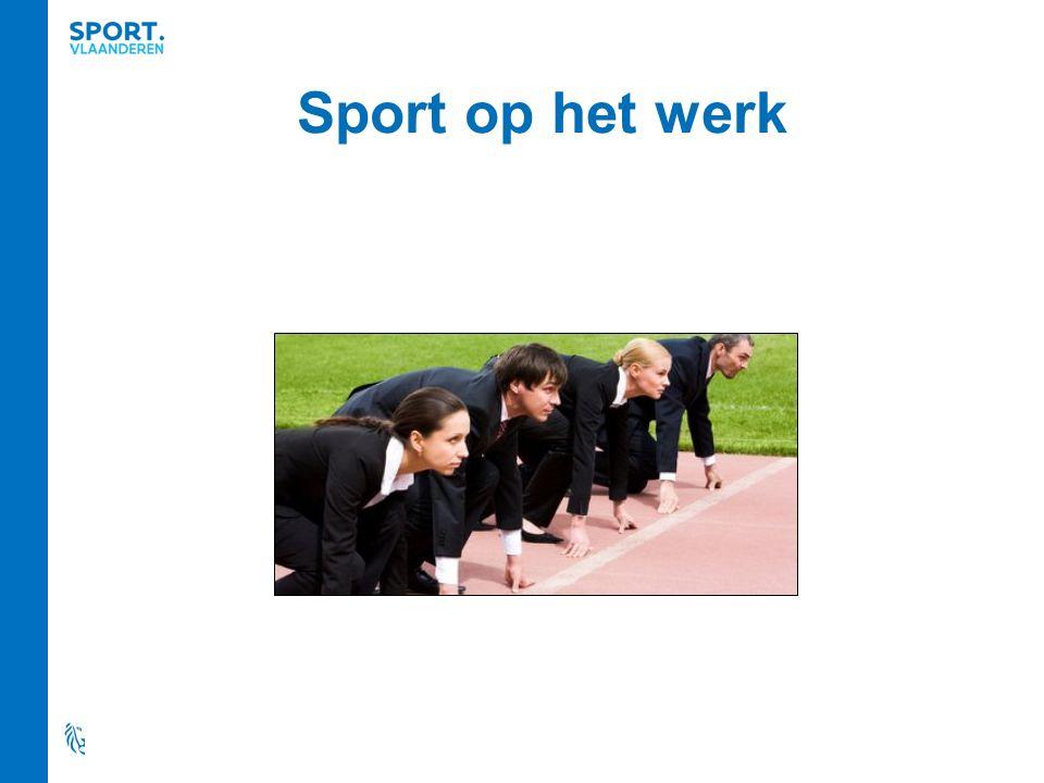 Sport op het werk