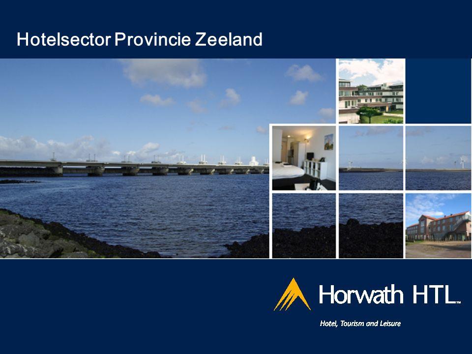 Hotelsector Provincie Zeeland