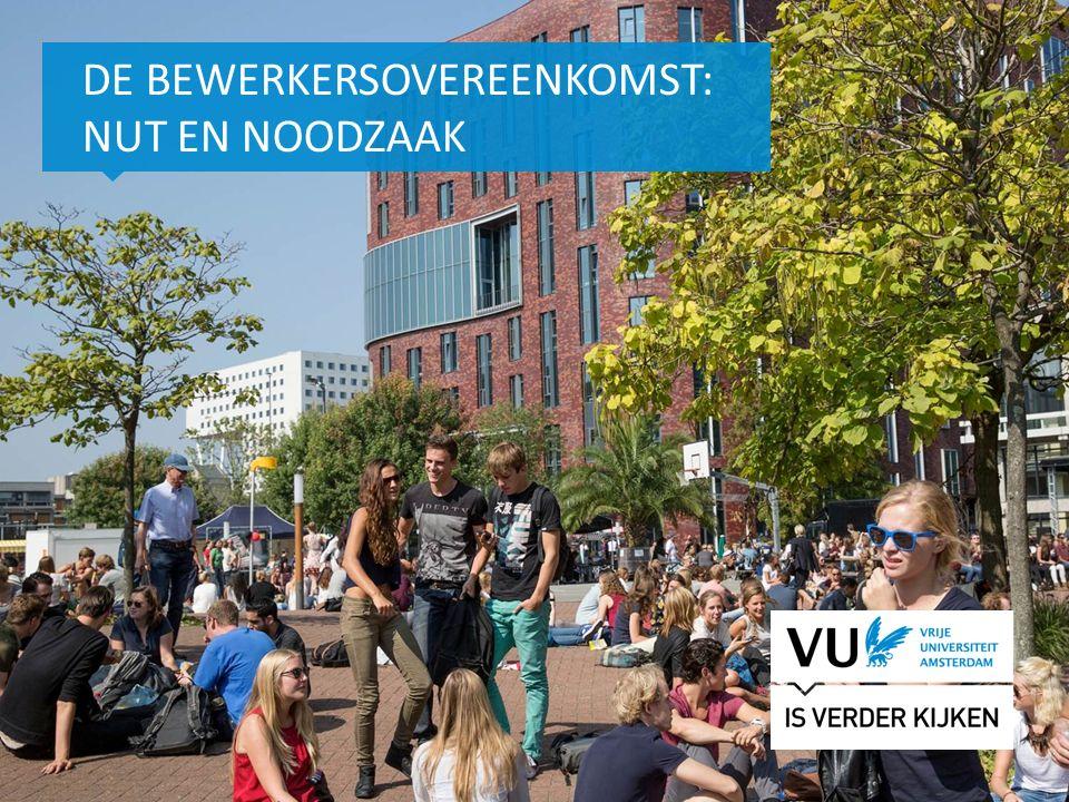 Vrije Universiteit Amsterdam  Verantwoordelijke en bewerker  Nut en noodzaak  Wat moet u regelen: eisen bewerkersovereenkomst  Een datalek, wat nu.