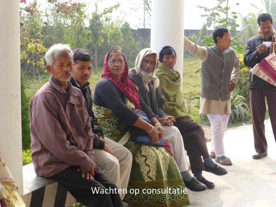 Wachten op consultatie