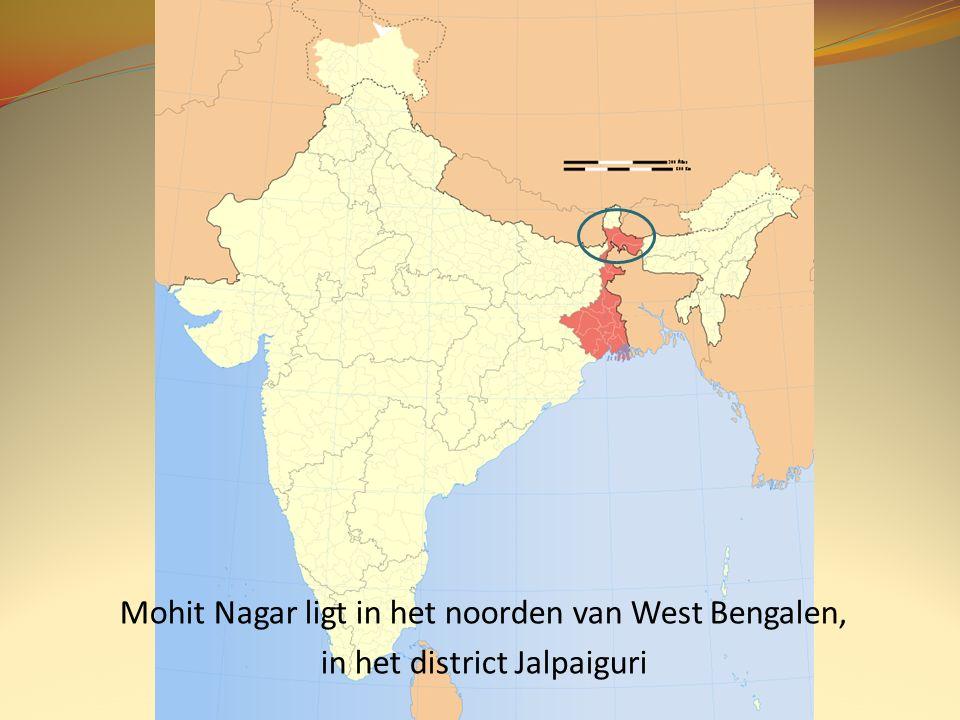 Mohit Nagar ligt in het noorden van West Bengalen, in het district Jalpaiguri