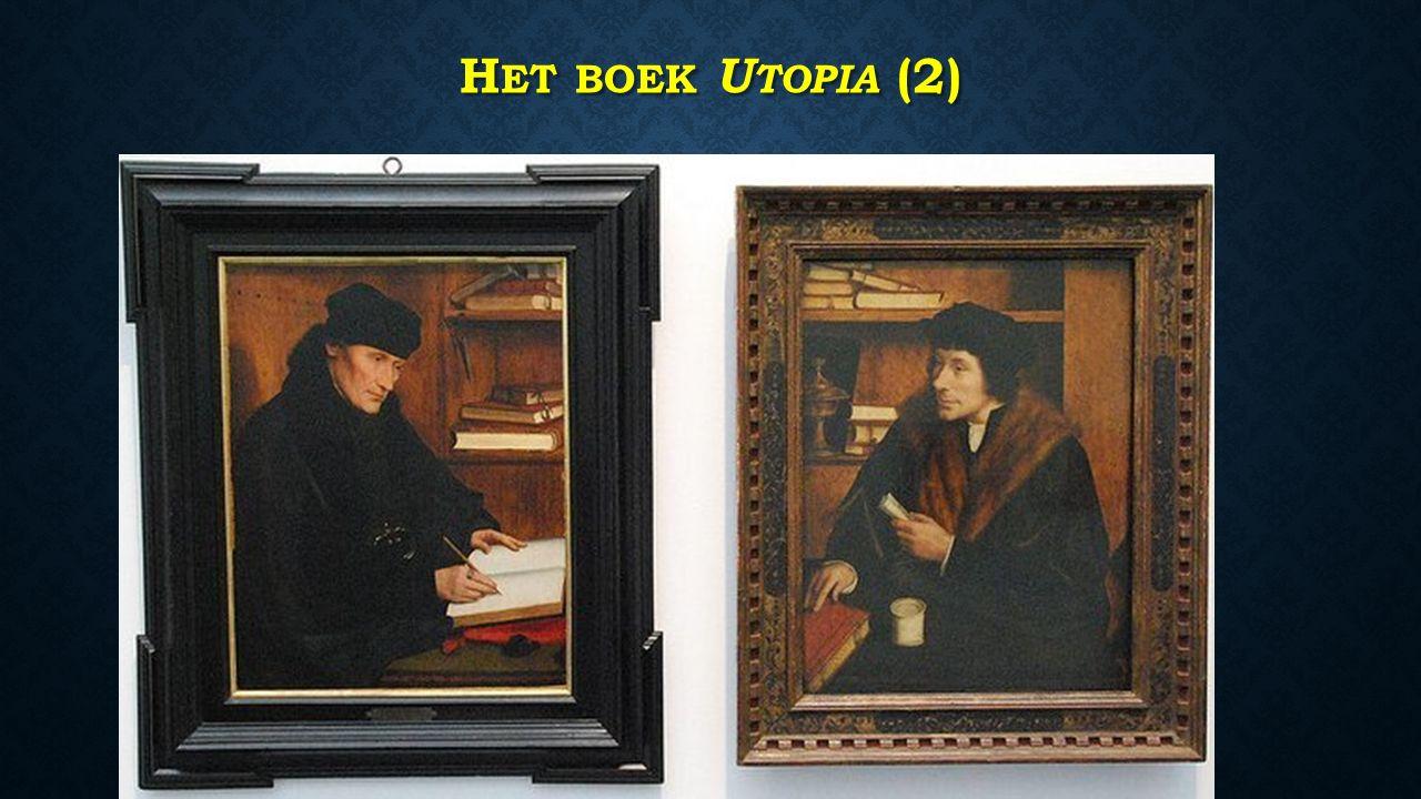 H ET BOEK U TOPIA (2)