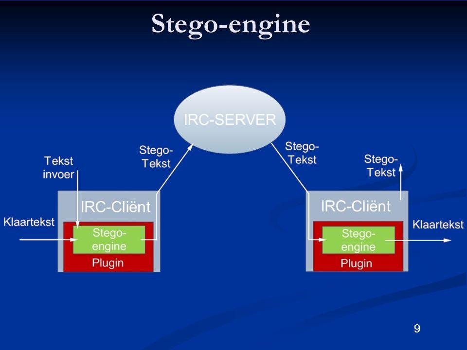 9Stego-engine