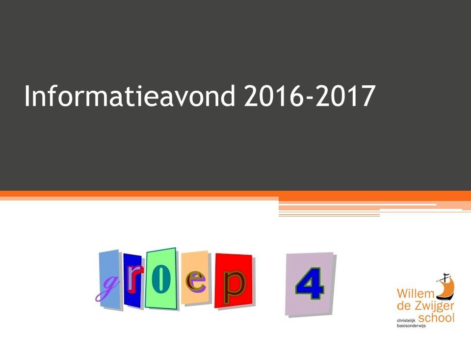Informatieavond 2016-2017
