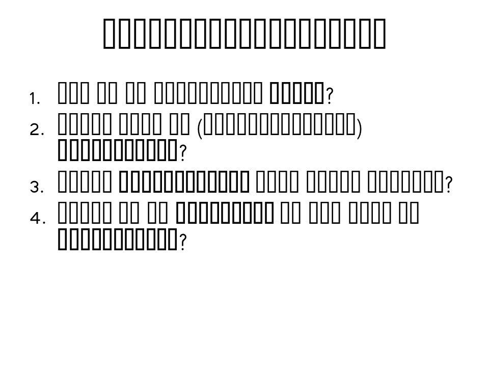 Uitwisselingstafels 1. Wat is de specifieke vraag .