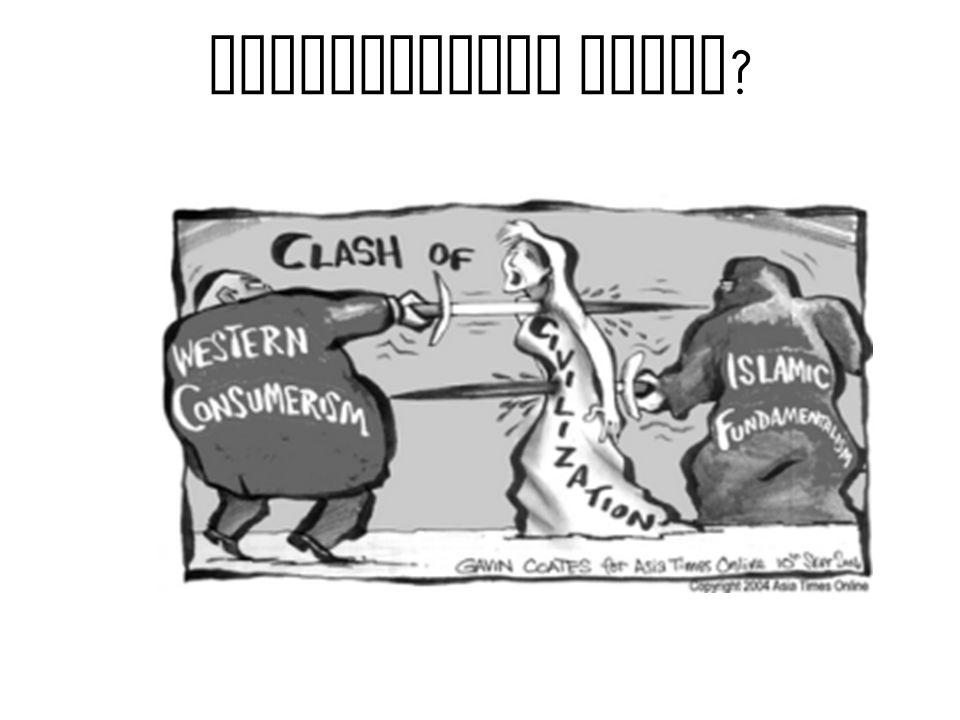 Ideologische clash ?