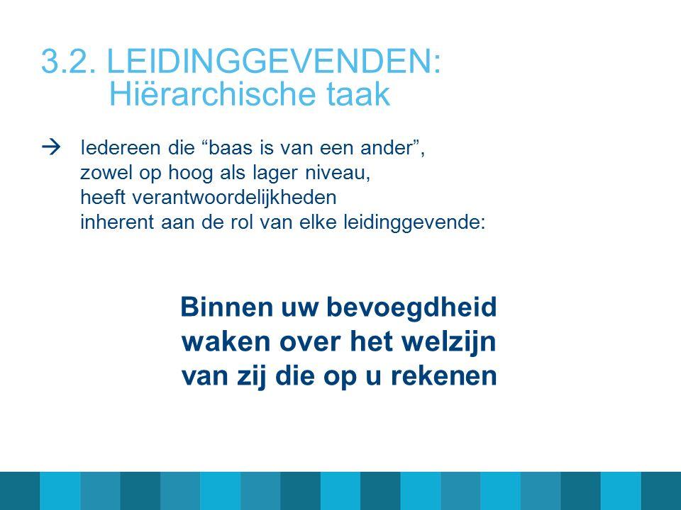 Externe diensten voor preventie en bescherming op het werk (EDPBW) o @ KU Leuven: IDEWE/IBEVE o Medische, ergonomie, psychosociale aspecten EDTC o i.s.m.