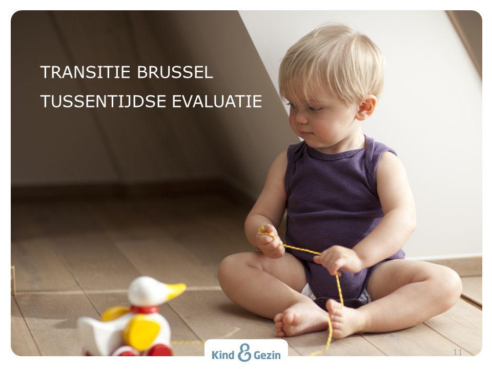TRANSITIE BRUSSEL TUSSENTIJDSE EVALUATIE 11