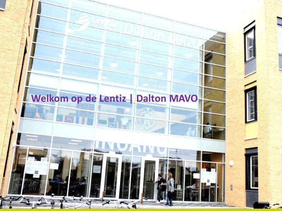 Welkom op de Lentiz | Dalton MAVO
