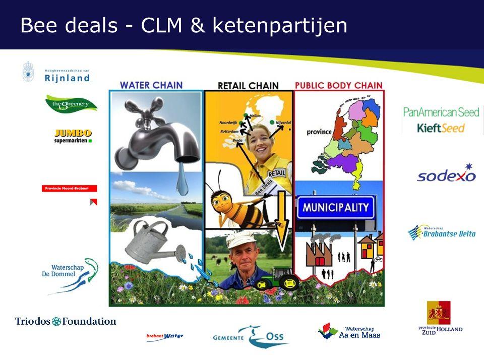 Bee deals - CLM & ketenpartijen