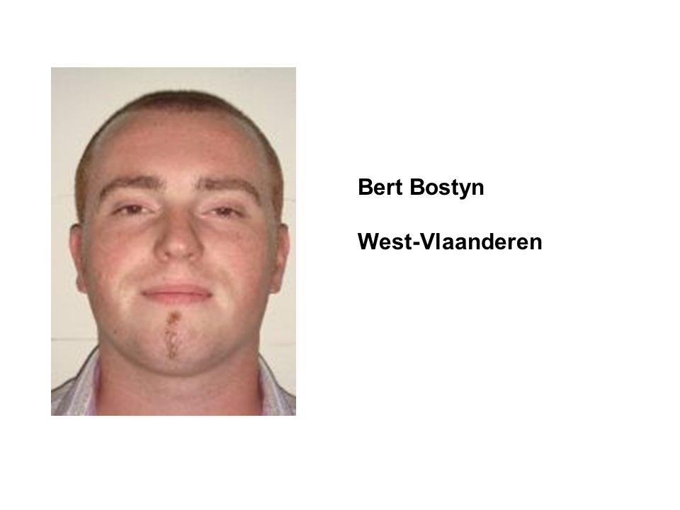 Bert Bostyn West-Vlaanderen
