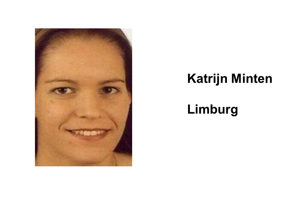 Katrijn Minten Limburg