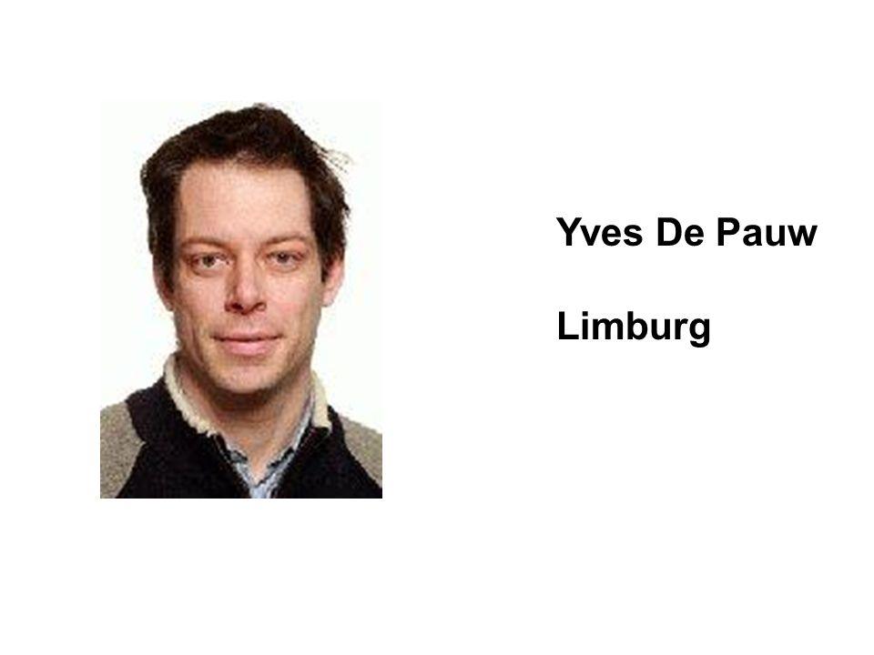 Yves De Pauw Limburg