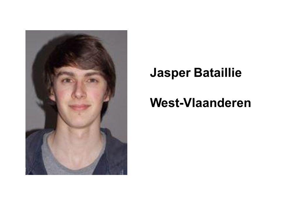 Jasper Bataillie West-Vlaanderen