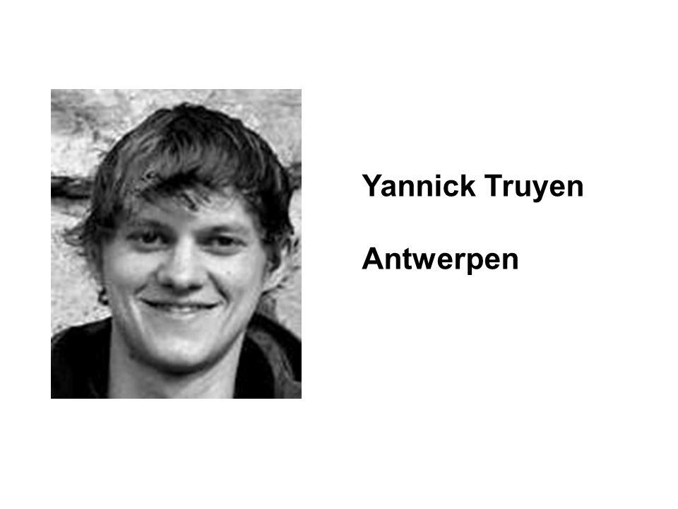 Yannick Truyen Antwerpen