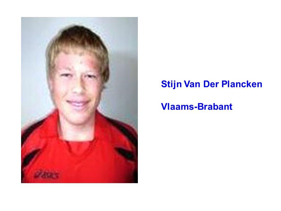 Stijn Van Der Plancken Vlaams-Brabant