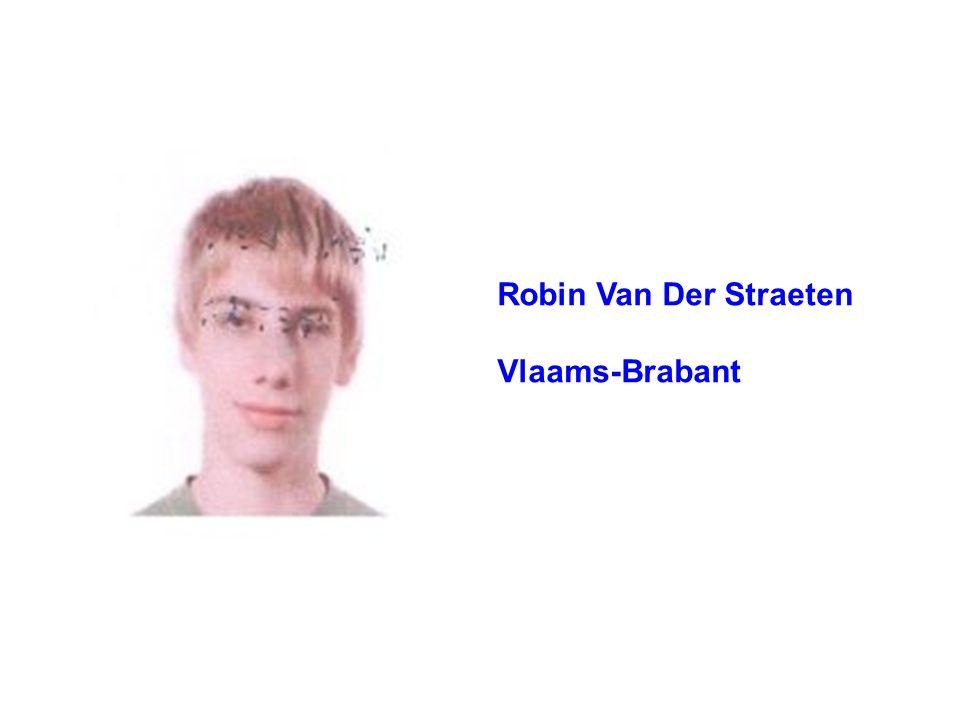 Robin Van Der Straeten Vlaams-Brabant