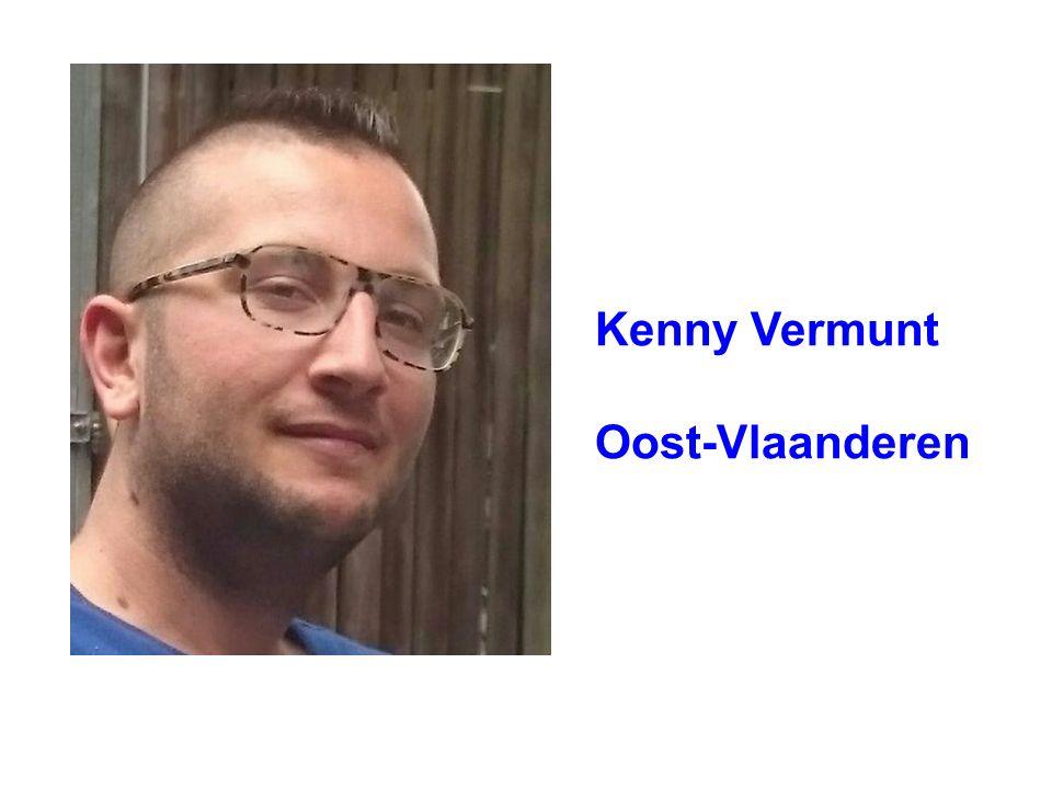 Kenny Vermunt Oost-Vlaanderen