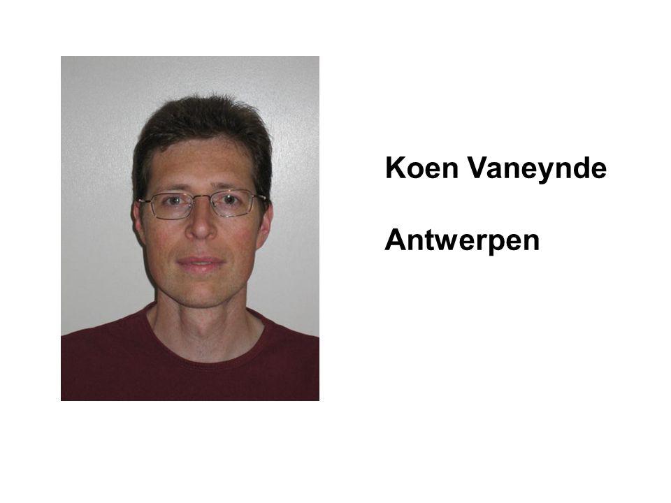 Koen Vaneynde Antwerpen