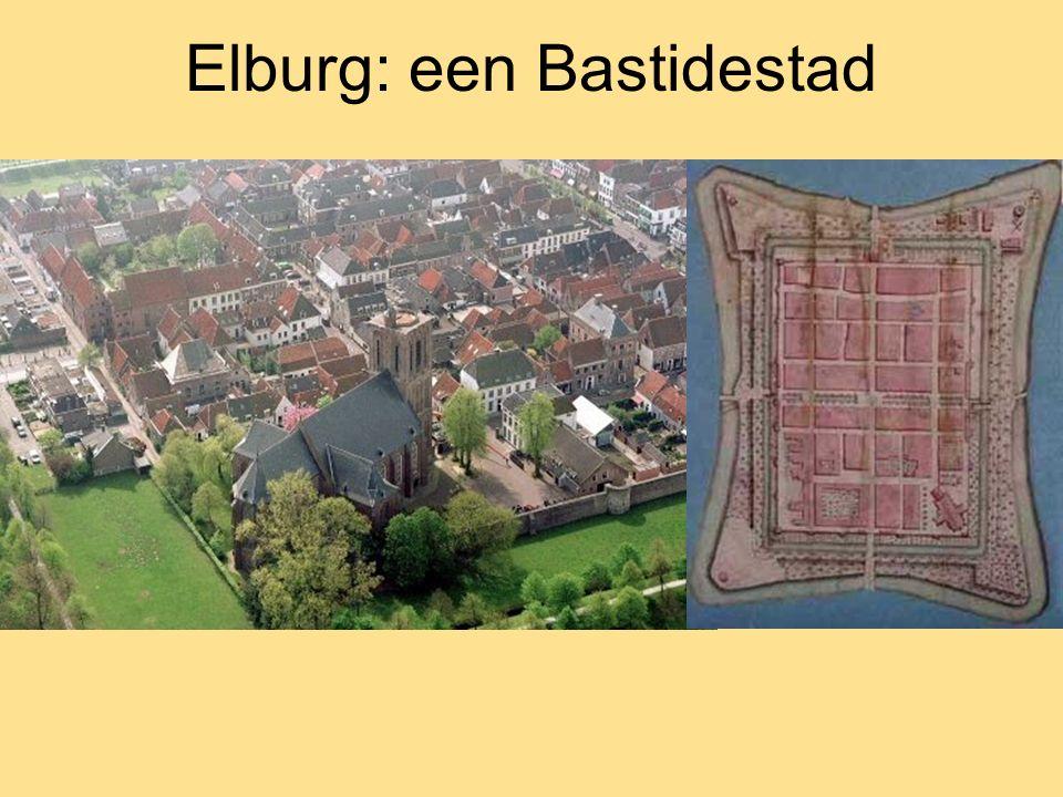 Elburg: een Bastidestad
