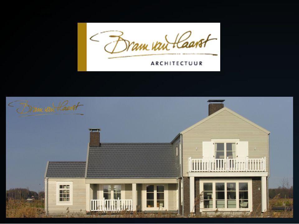 Bram van Haarst: bedreven in architectuur Bram van Haarst is een bouwbedrijf met meer dan 25 jaar ervaring met architectuur en het exclusief bouwen van woningen.